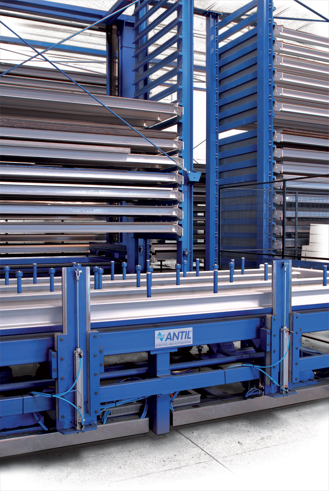 Automatic Warehouses