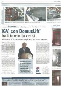 corriere 11.07.13 AWS IGV